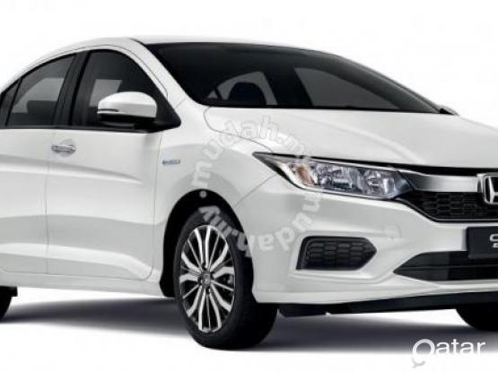 Honda City 2017 Model  For Rent : 44152020/30177928(WhatsApp)