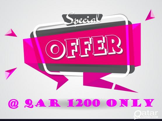 Weekend Special Offer