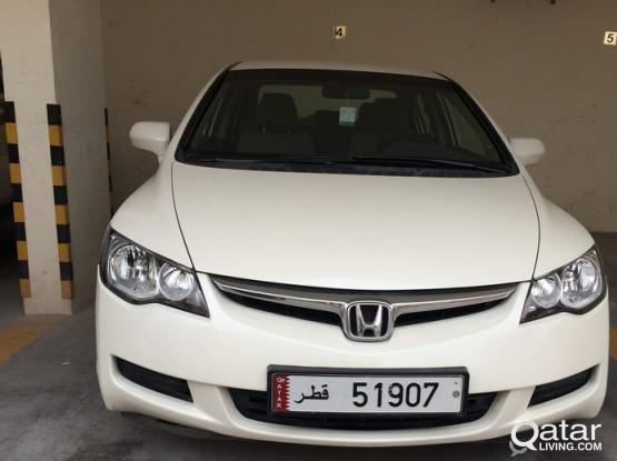 Honda Civic LXi 2007