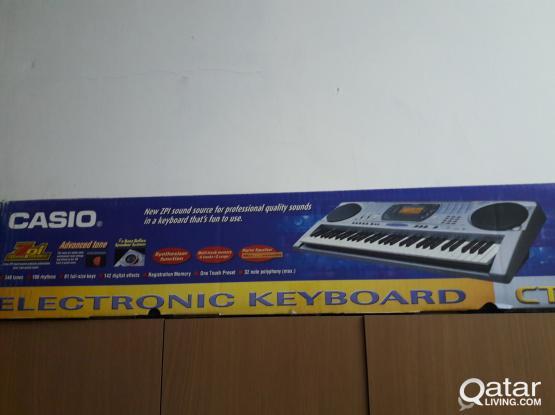 ELECTRONIC KEYBOARD CTK-671