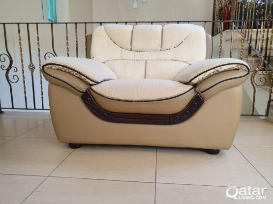 3 pieces lounge set for free