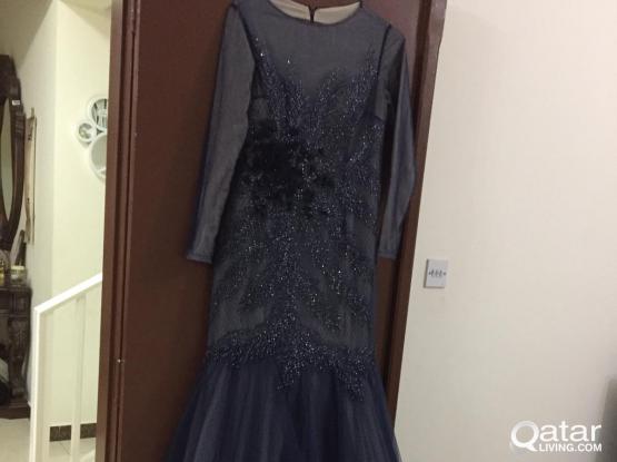Designer evening Dress from Harvey Nichols