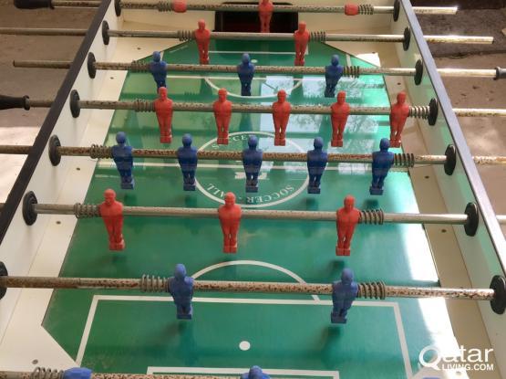 FOOSBALL SOCCER TABLE FOOTBALL GAME
