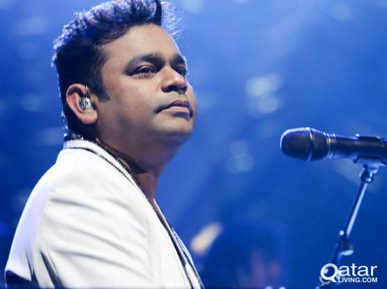 Ar Rahman show special Ticket