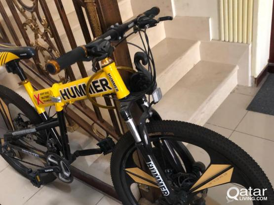 Amazing bike for sale! barely used