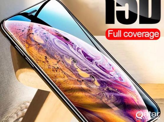 15D protective cover for iPhone X