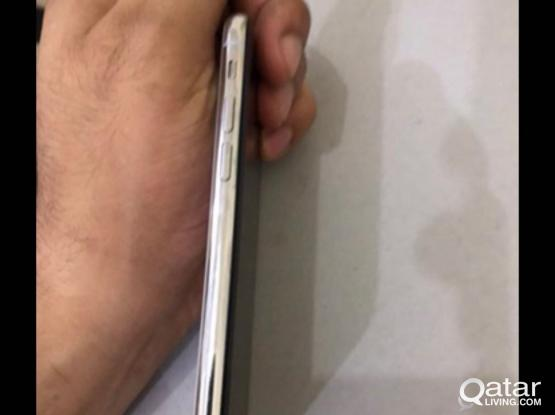 Iphone X 64 GB Silver Color
