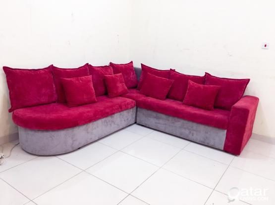 L sofa set Parfect Condition