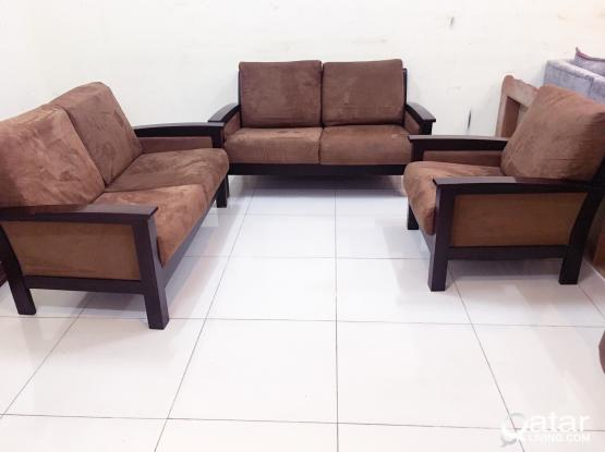 For Sell Home Center Sofa set(2+2+1) Perfect Condition