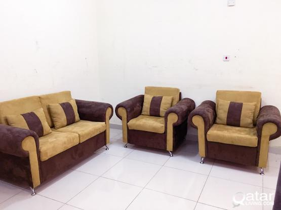 For Sell 3 Sofa (2+1+1) Parfect Condition