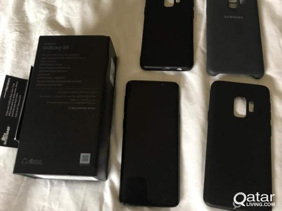 Samsung S9 64gb with Box and warranty Like New