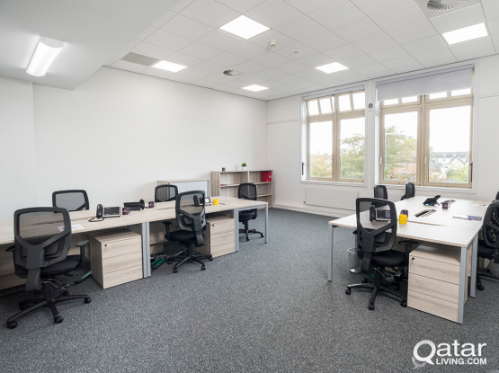 Office Space with sponsorship for rent