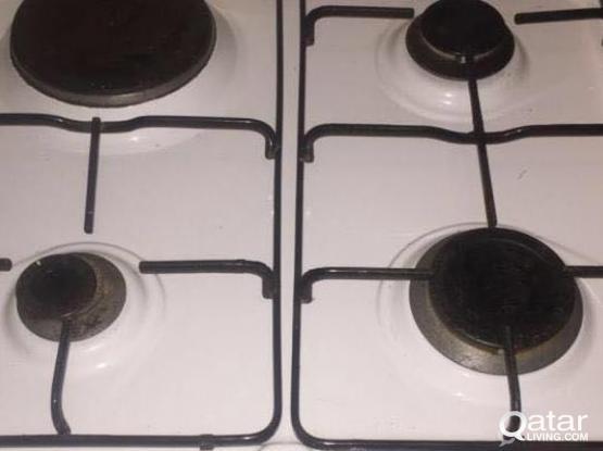 cooking range stove