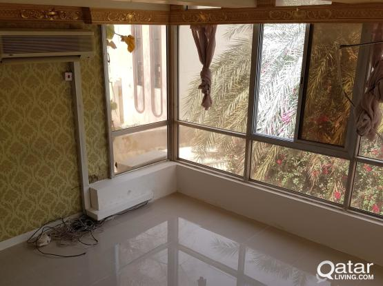 FAMILY 2BEDROOM HALL KITCHEN & BATH VILLA PORTION AVAILABLE IN HILAL NEAR TO GULF CINEMA SIGNAL