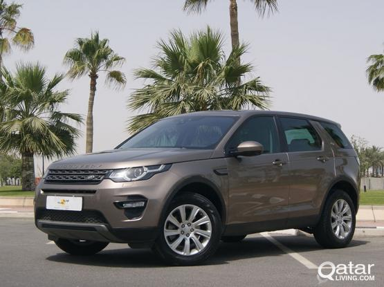 Land Rover Discovery Sport Standard 2017