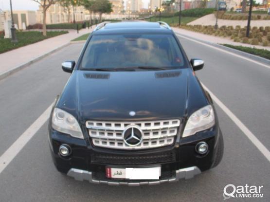 Mercedes ML 500 2010