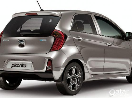 Kia Picanto Available For Rent!!Contact Us :- 50399150/44152020