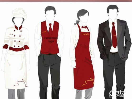 Uniform Supplier, Custom Made Workwear, Embroidery,Screen Printing & Heat Press