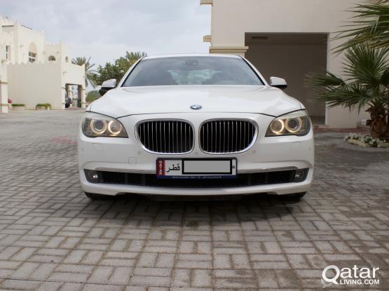 BMW 7-Series 750 Li 2010