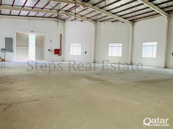 Brand New Warehouse For Rent at Industrial