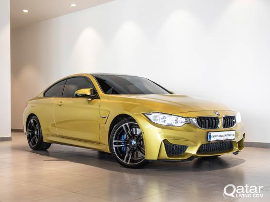BMW M 4 2015