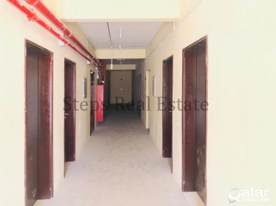 80 Rooms in Labor Camp For Rent at Industrial.