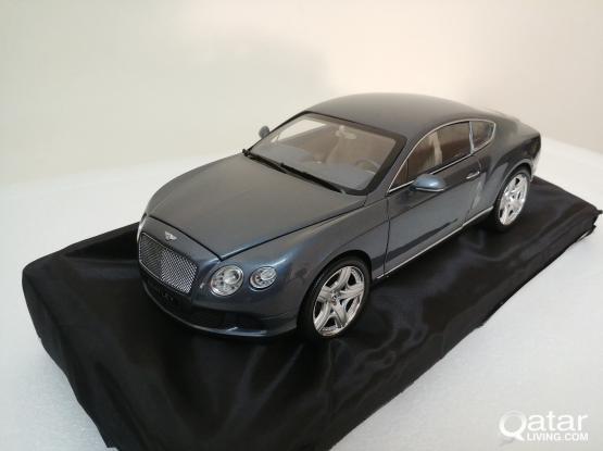 1:18 Bentley GT model car