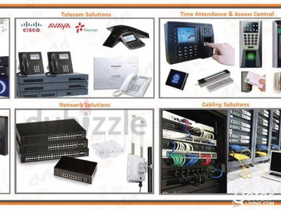 IT/NETWORKING/CCTV/TELEPHONE/CABLING