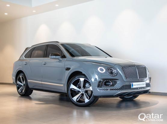 Bentley Bentayga 2019