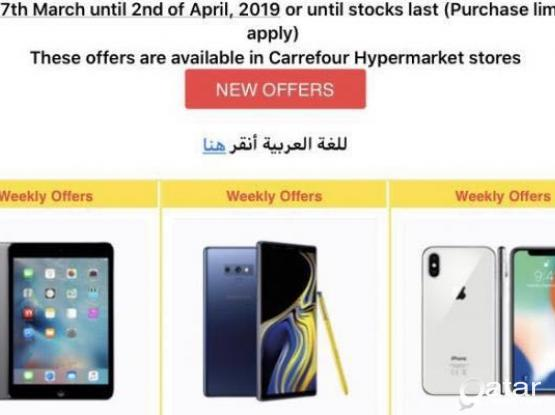 iphone x crazy offer