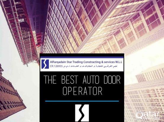 The best auto door Operator