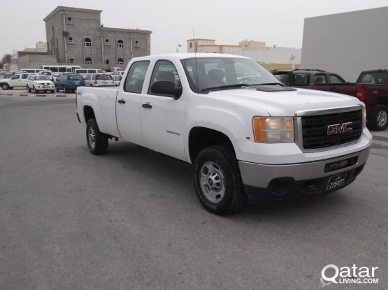 GMC Sierra 2500 HD 2012