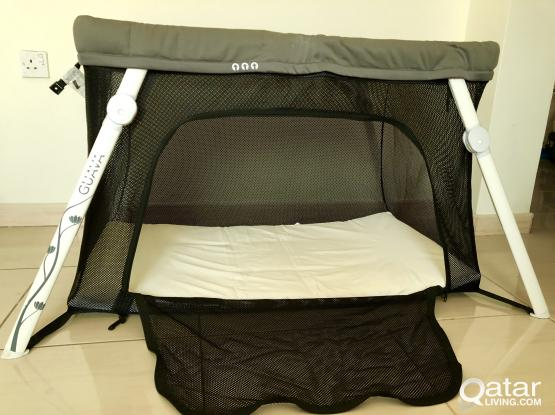 Lotus Travel Crib - Imported from US, Sparingly Used, excellent condition