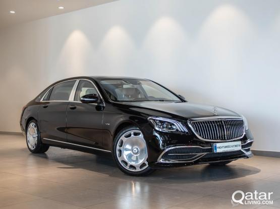 Mercedes Maybach S650 2019