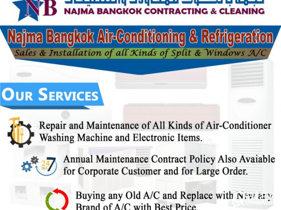 Air Conditioner Sale and Services