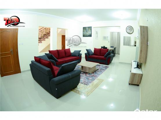 Prestigious 3 Bedroom Furnished Compound Beind Ansar Gallery