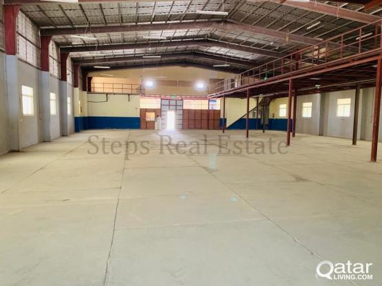 1000 SQM Warehouse For Rent at Industrial