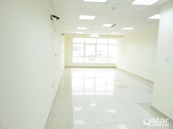 SPACIOUS OFFICE  AVAILABLE IN C RING ROAD NEAR GULF TIMES  OPPOSITE  OF DOHA PETROL STATION