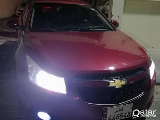 Chevrolet Cruze LT 2011