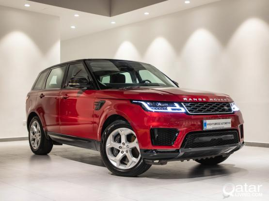 Land Rover Range Rover Sport HSE 2018