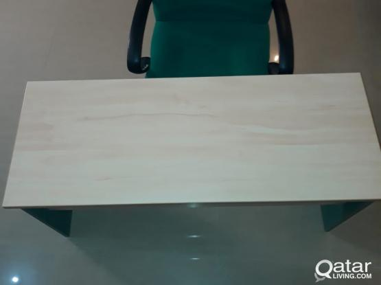 BRAND NEW TABLE & CHAIR FOR SALE