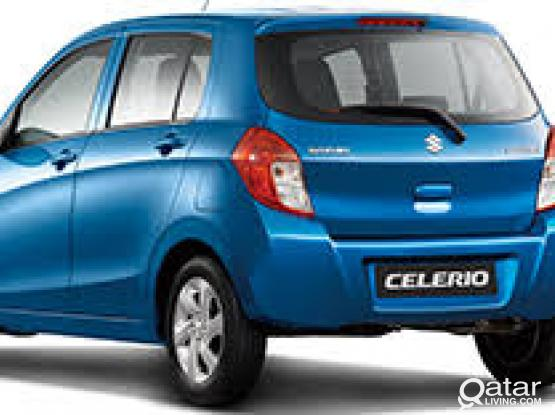 RTO Suzuki CELERIO (pre-owned car) for 1,000/p.m.