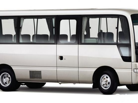 Rent & Own brand new Civilian Bus