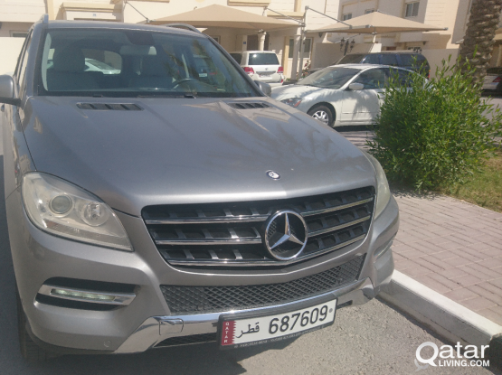 Mercedes ML 2013
