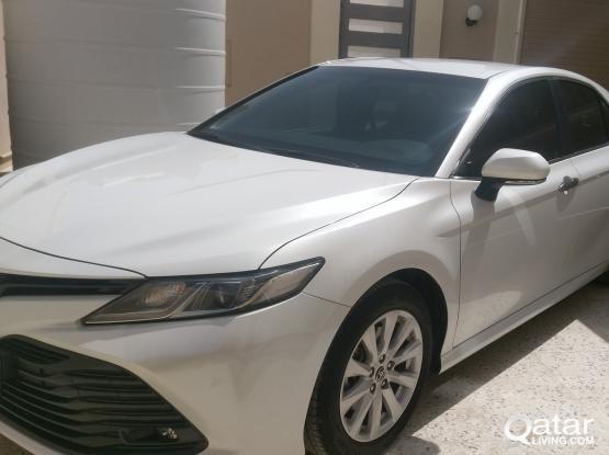 Toyota Camry GLI 2019