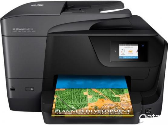 HP Officejet Pro 8710 Wireless/Print/Fax/Scan/Copy