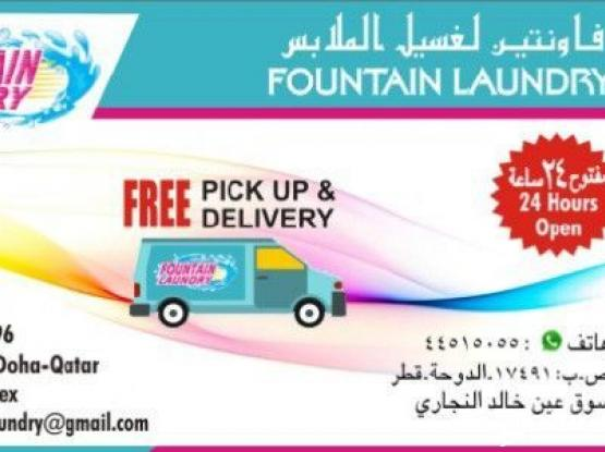 Laundry & Dry Cleaning Services 24 hrs Open