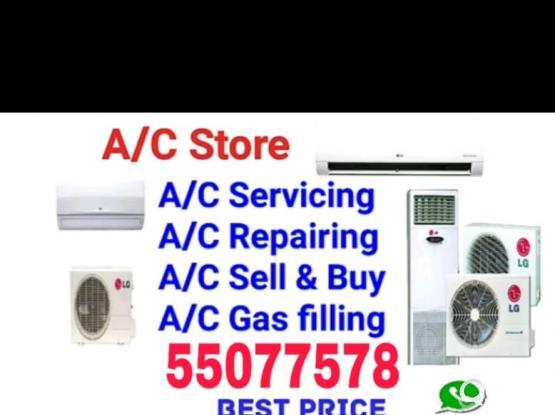 A/c maintenance.Any type Split. Window.Central Ac.and Refrigetor. Service and maintenance  Electric. Plumbing .Moving Shifting  also please call me 55077578
