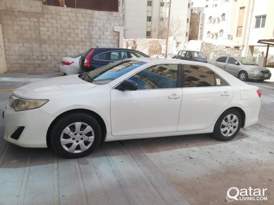 Toyota Camry GL 2014