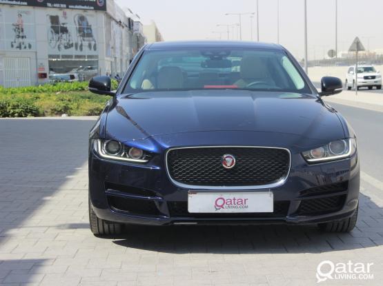 Jaguar XE Standard 2018